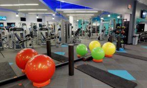 3D тур по фитнес-центру