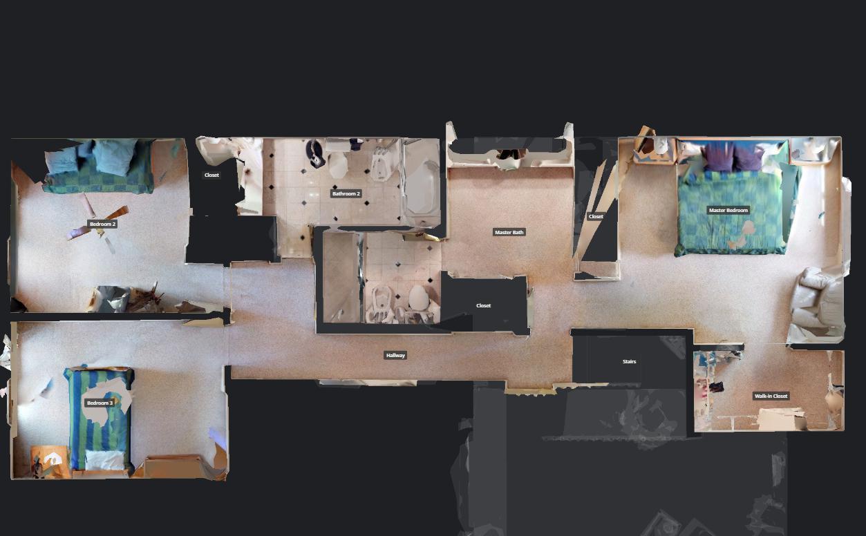 План недвижимости и 3D тур