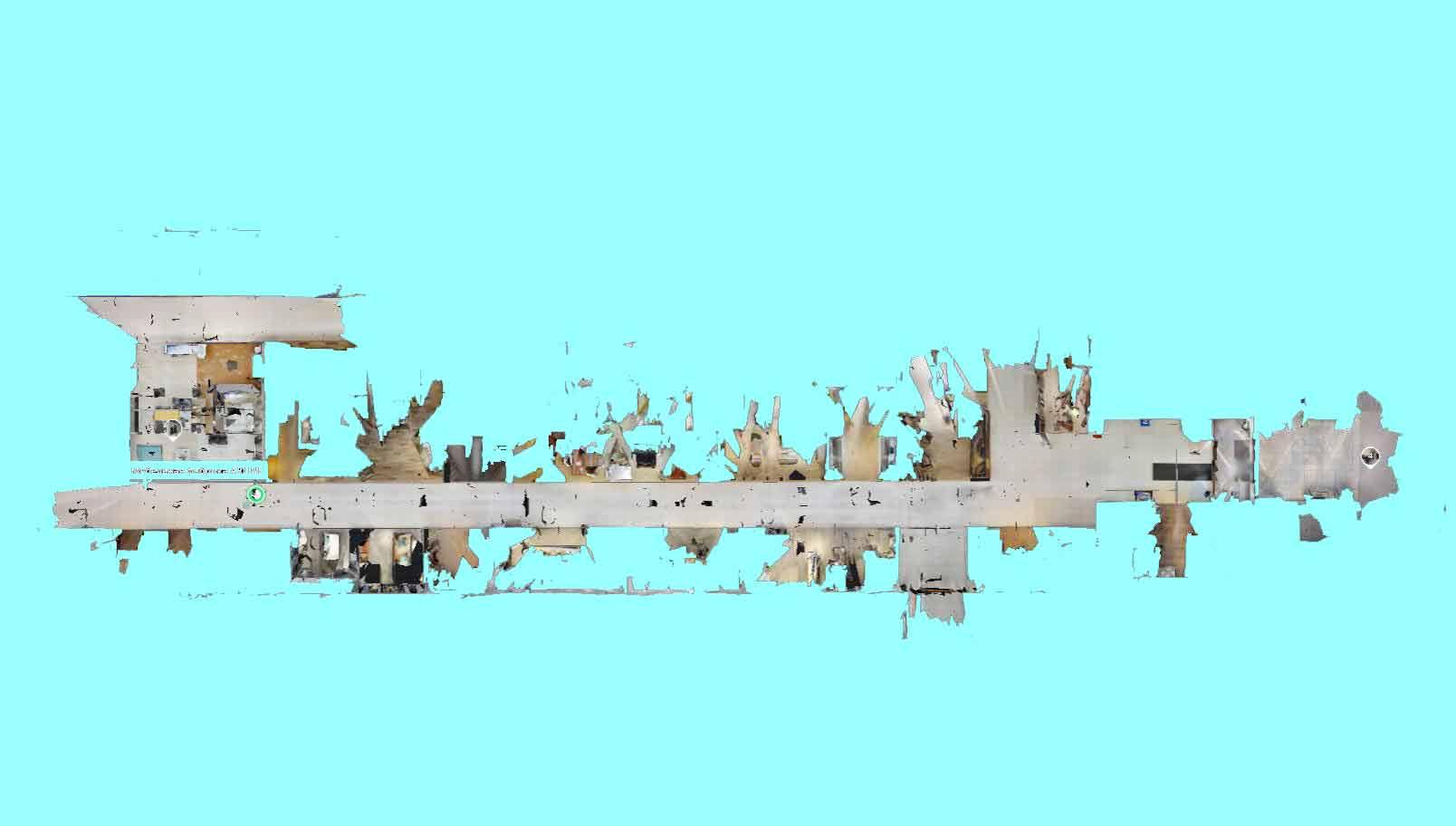 3D тур для торговой выставки