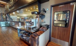 3D тур для кафе