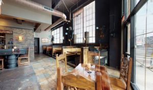 Ресторан 3D тур