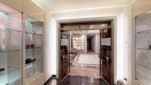 3D тур для салона красоты в Ritz-Carlton . ONE-VISION.TECH