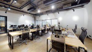 виртуальный тур 360 бизнес-центр снять